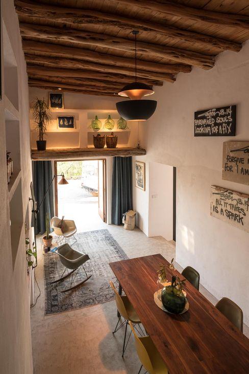 Ibiza Campo - Guesthouse Ibiza Interiors Mediterranean style bedroom