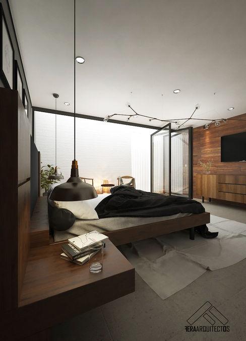 FERAARQUITECTOS Modern style bedroom