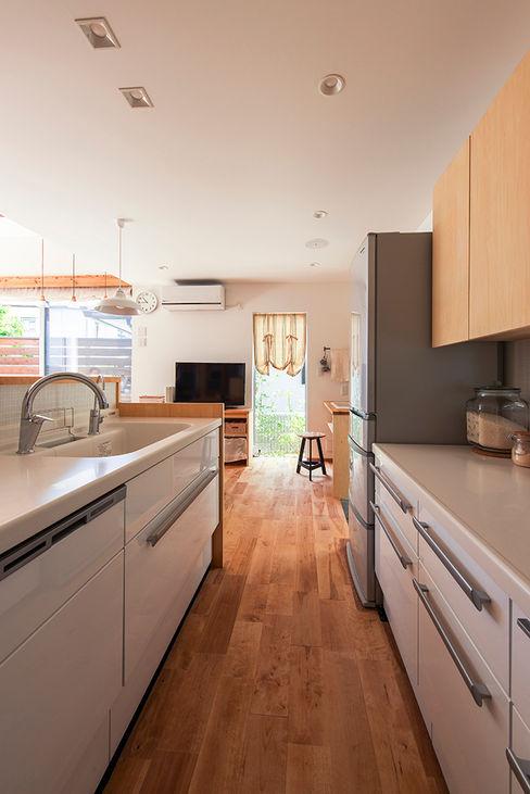 祐建築設計事務所 Modern kitchen
