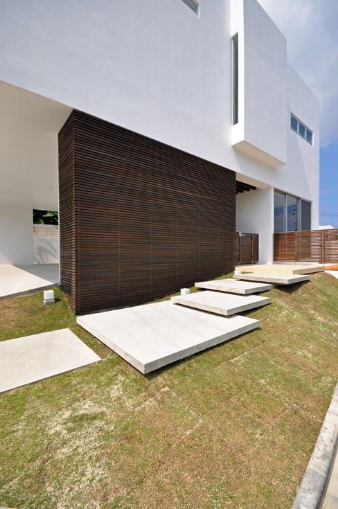 門一級建築士事務所 บ้านและที่อยู่อาศัย ไม้ Wood effect