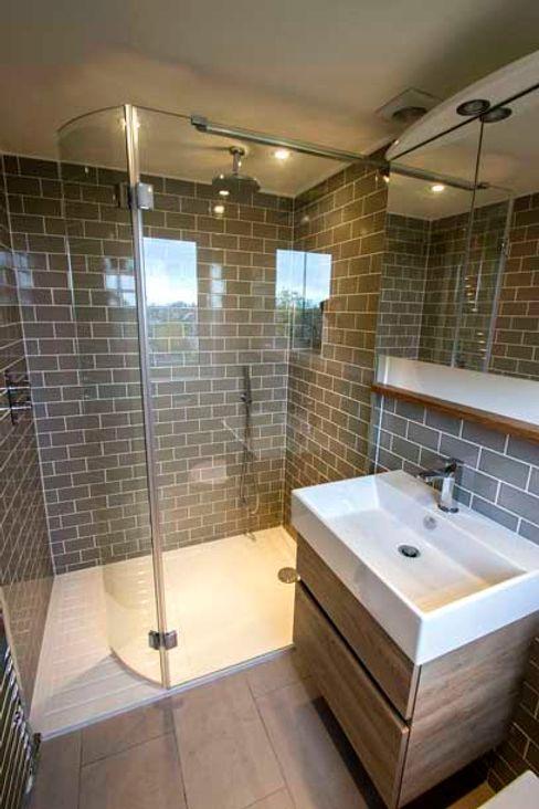 Loft & Extension, Raynes Park Cube Lofts Ванна кімната