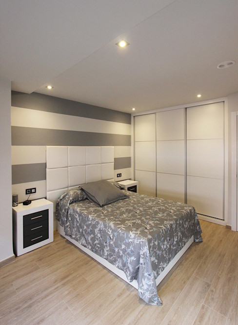 Novodeco Modern style bedroom