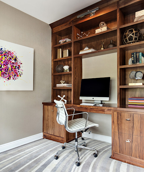 Clean Design Modern study/office