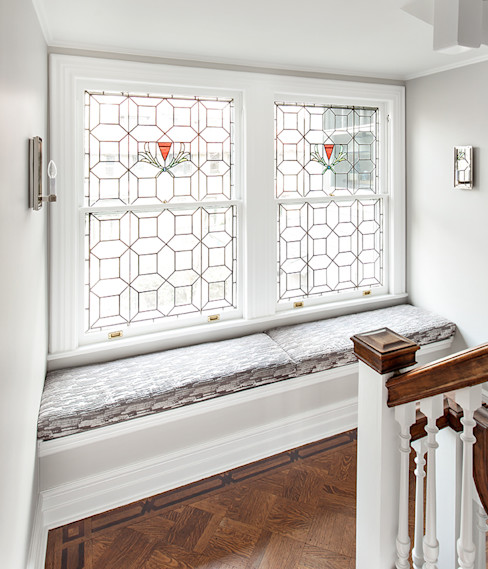 Hall Clean Design راهرو مدرن، راهرو و راه پله