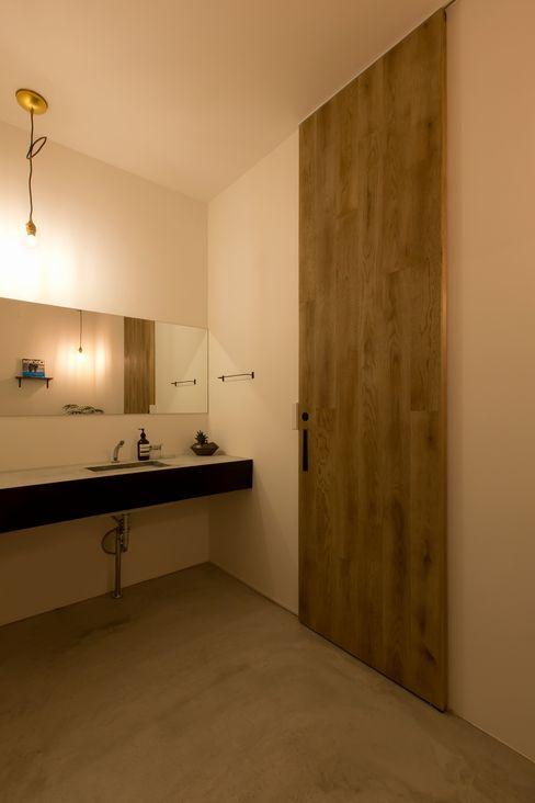 ALTS DESIGN OFFICE 浴室 水泥 Green