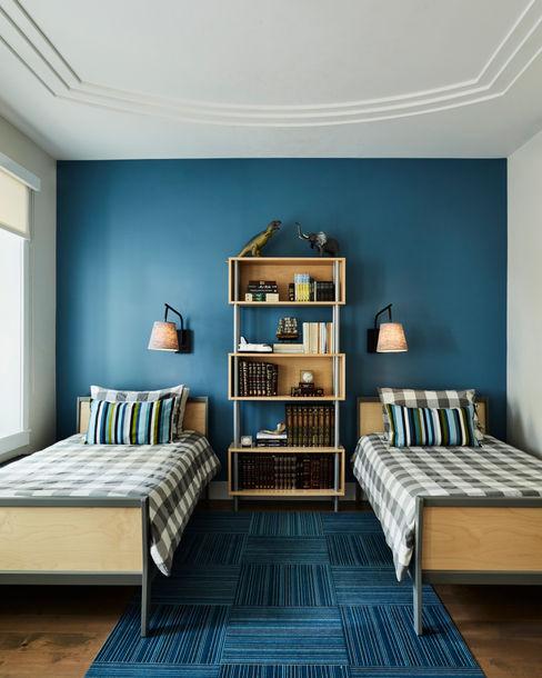 Carroll Street M Monroe Design Modern Kid's Room