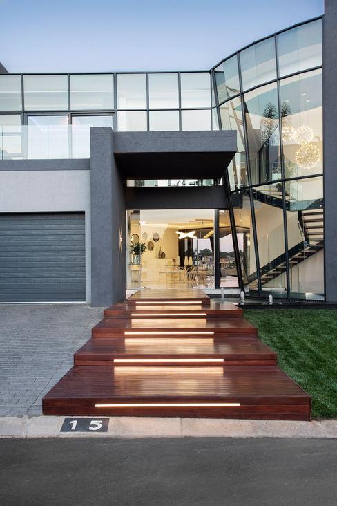 FRANCOIS MARAIS ARCHITECTS 모던스타일 주택