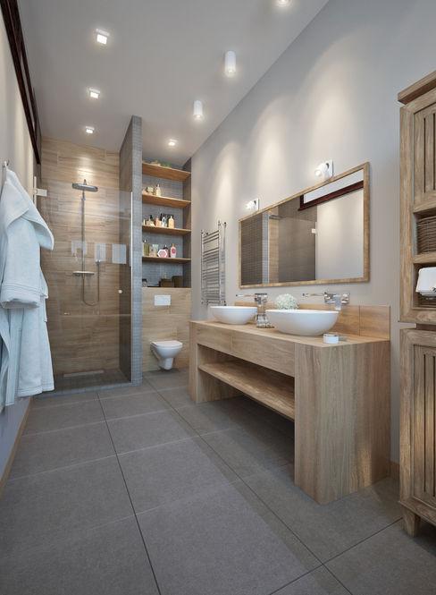 Rubleva Design Bagno in stile scandinavo