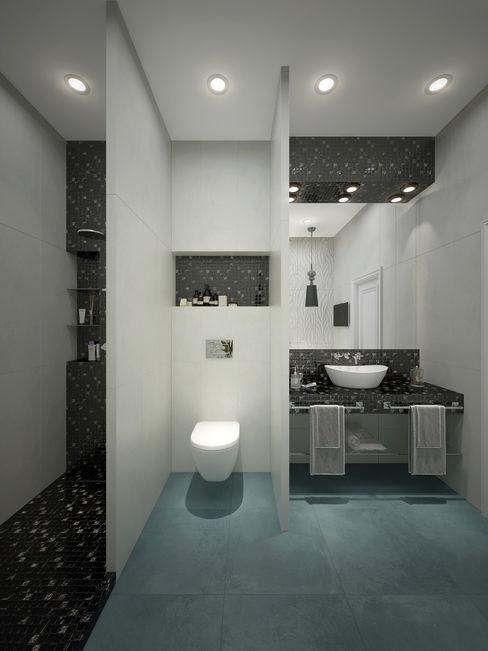 Rubleva Design حمام