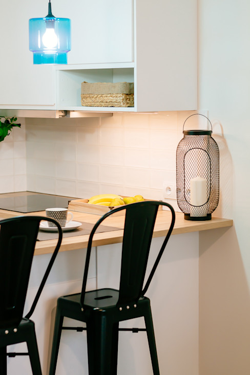 DreamHouse.info.pl Scandinavian style kitchen