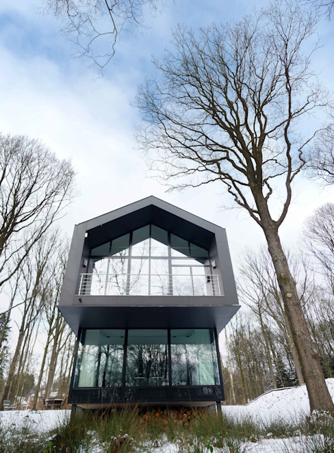 Luc Spits Interiors Modern Houses