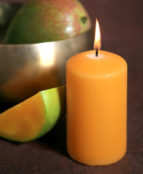 Scented Pillar Candles homify HouseholdAccessories & decoration