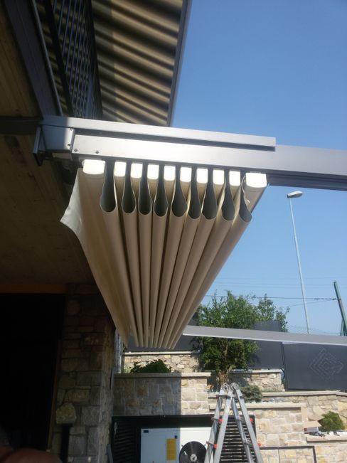 zinesi design Modern Garden Iron/Steel White