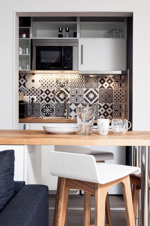 MadaM Architecture Кухня в скандинавском стиле