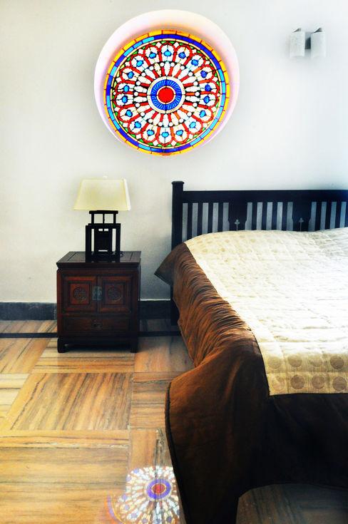 Dhruva Samal & Associates Kamar Tidur Gaya Kolonial