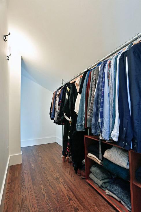 Modern Closet Unit 7 Architecture Modern style bedroom