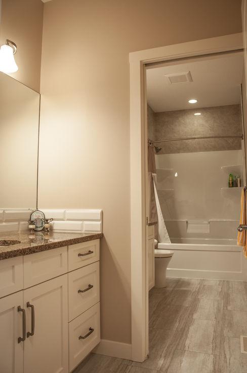 2nd Floor Bathroom Drafting Your Design Country style bathroom