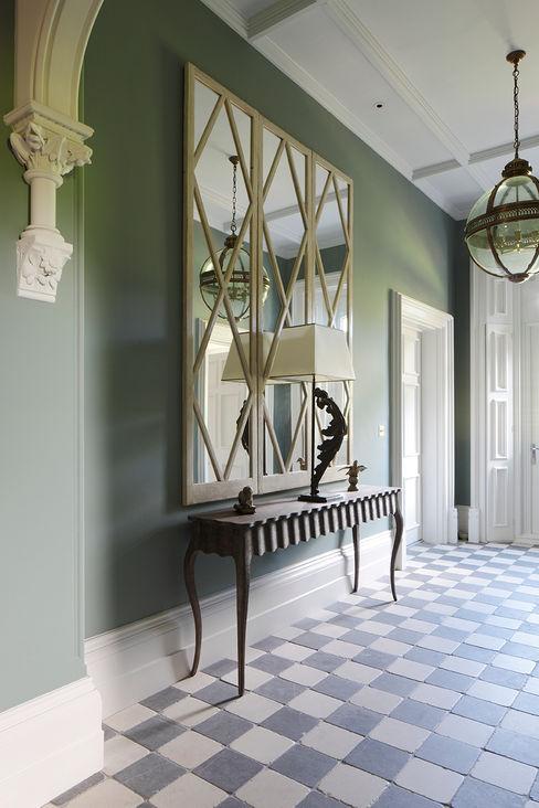 Hall MN Design Corridor, hallway & stairsAccessories & decoration Green
