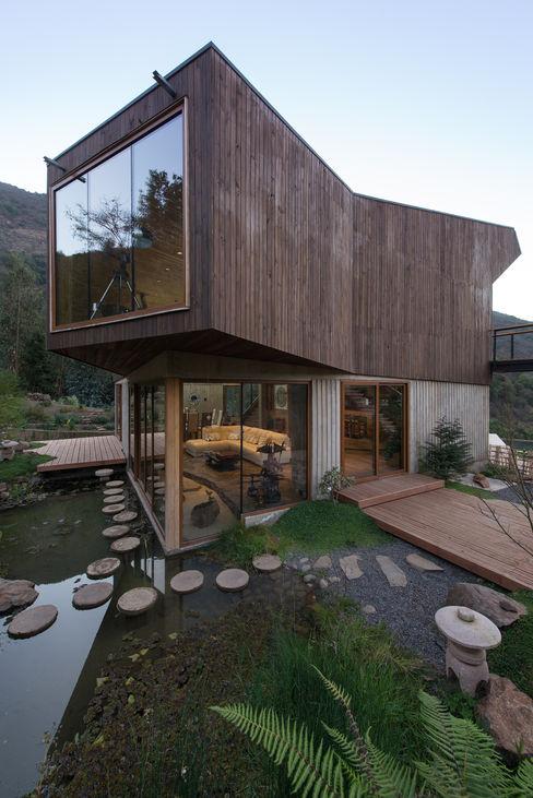 Casa El Maqui GITC Casas estilo moderno: ideas, arquitectura e imágenes