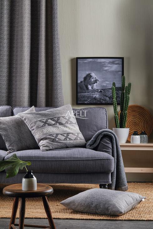 Alfred Apelt GmbH غرفة المعيشة Grey