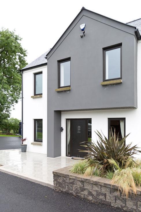 front elevation slemish design studio architects Modern houses