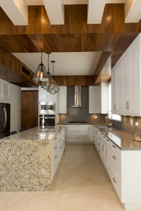 TAMEN arquitectura Cocinas modernas
