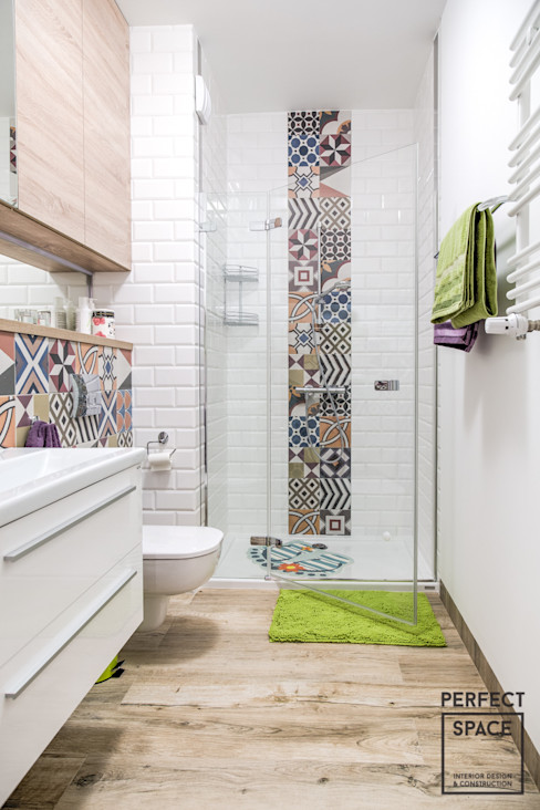 Perfect Space Bagno moderno