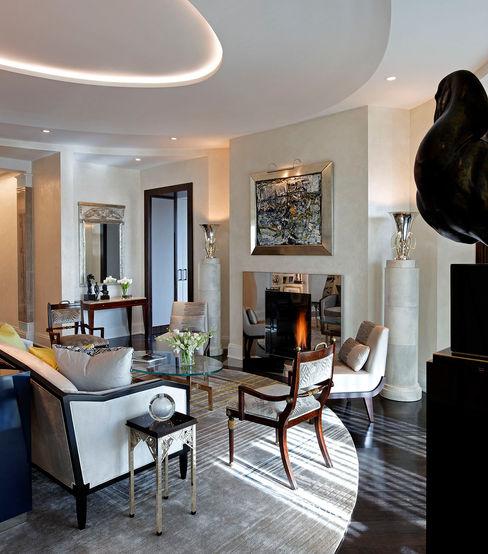 Living Room Douglas Design Studio Living room