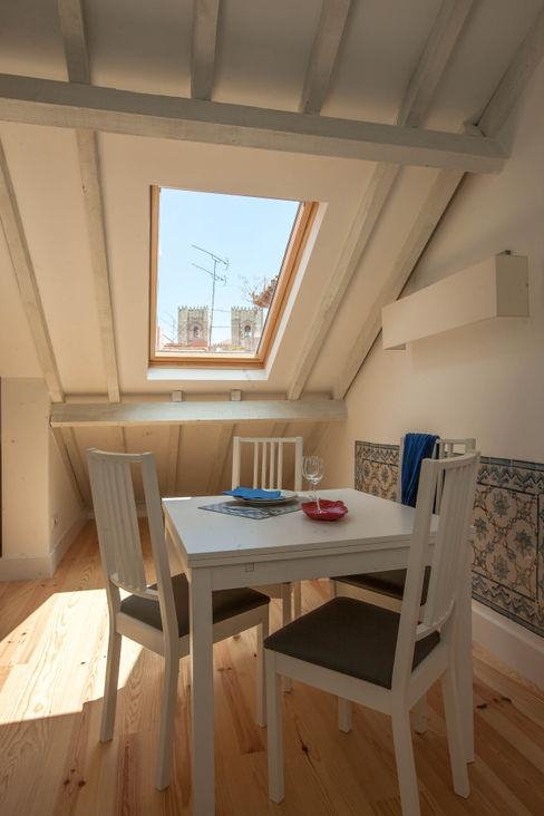 Apartamentos turísticos Casas da Baixa, Jules et Madeleine - LISBOA ShiStudio Interior Design Hotéis eclécticos