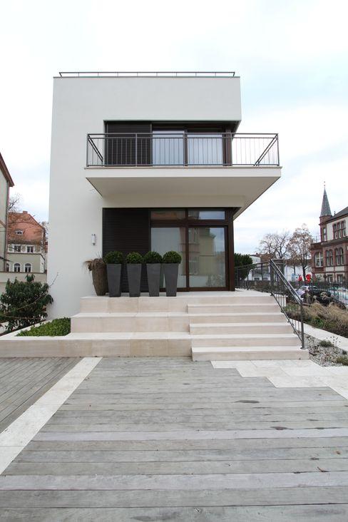 innen_architekten BALS + WIRTH Rumah Modern