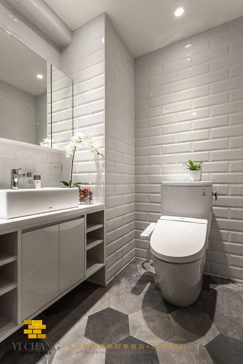 客衛 垼程建築師事務所/浮見月設計工程有限公司 浴室