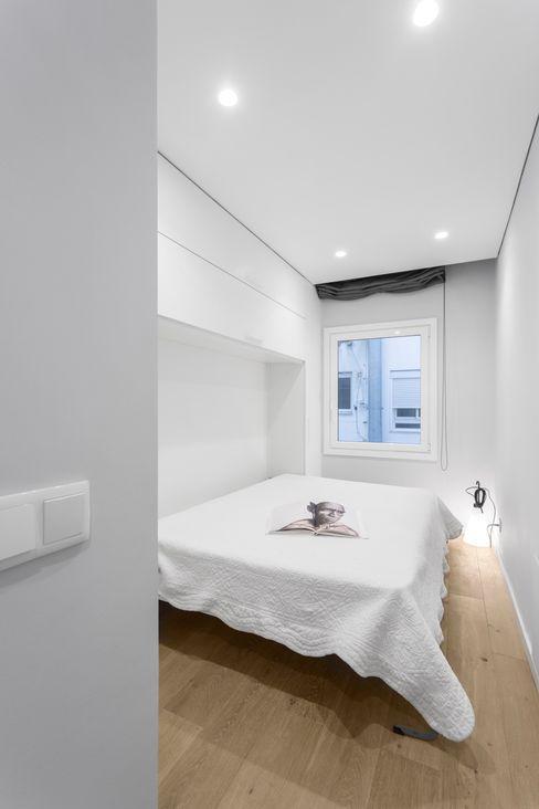PAULO MARTINS ARQ&DESIGN Dormitorios escandinavos