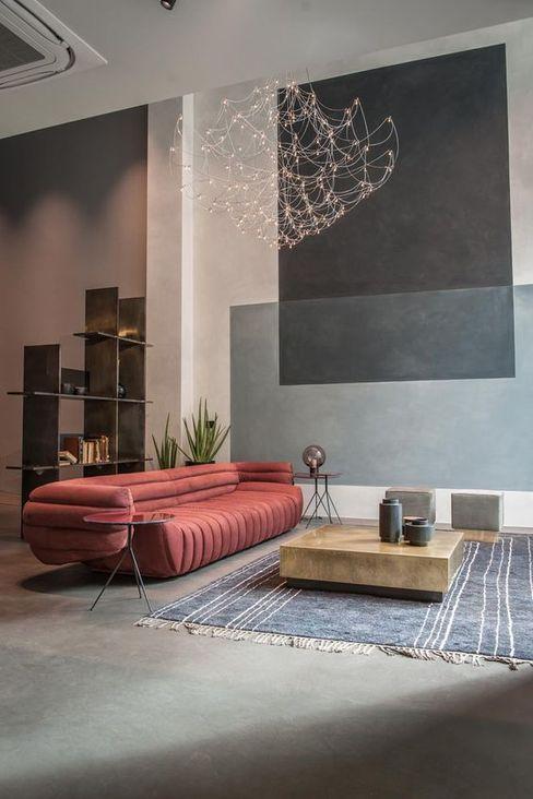 No Place Like Home ® Salon moderne