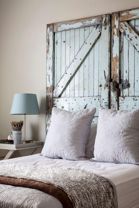 Guest bedroom Salomé Knijnenburg Interiors 臥室
