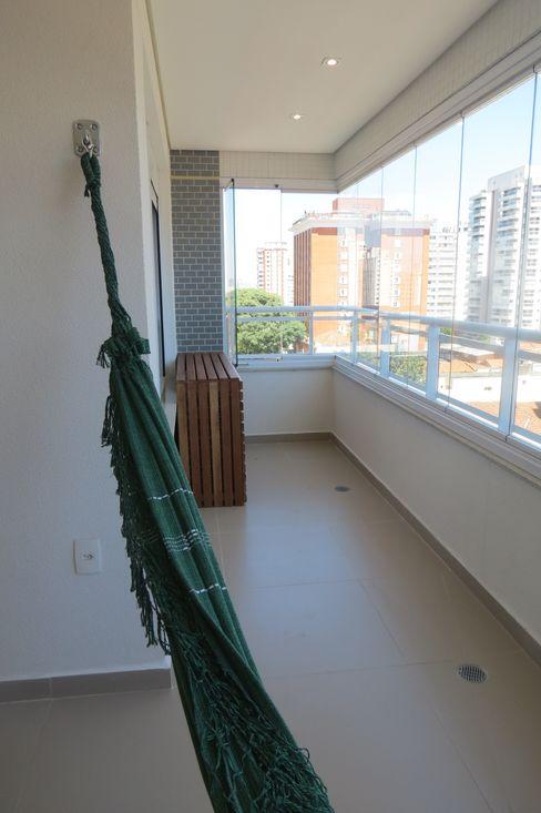varanda In.home Varandas, alpendres e terraços modernos