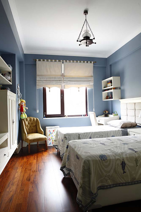 Öykü İç Mimarlık Dormitorios infantiles clásicos