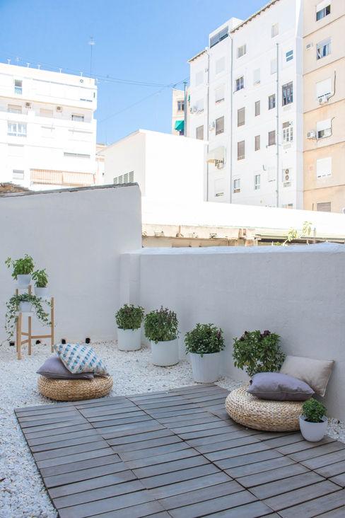 versea arquitectura Patios & Decks
