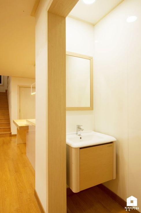 homify Phòng tắm phong cách hiện đại