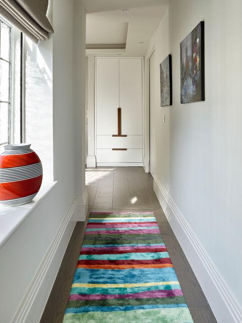 Hallway Morph Interior Ltd Modern Corridor, Hallway and Staircase