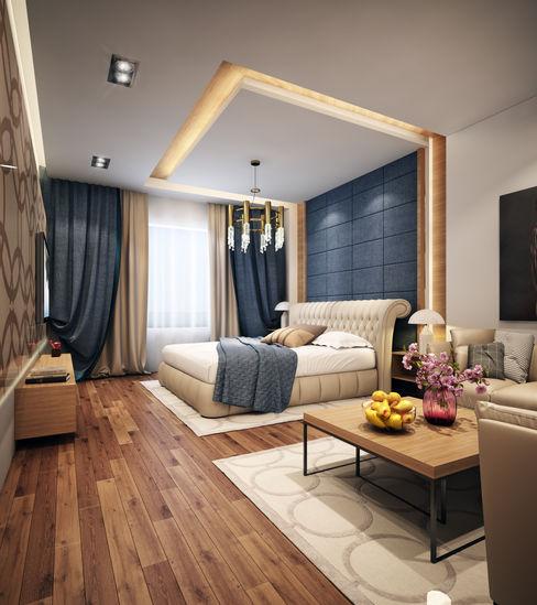 homify Moderne Schlafzimmer