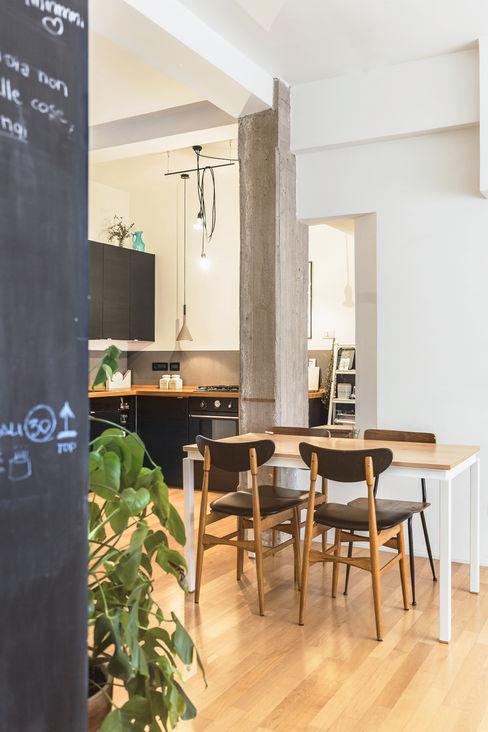 Casa M&C Angelo Talia Soggiorno moderno