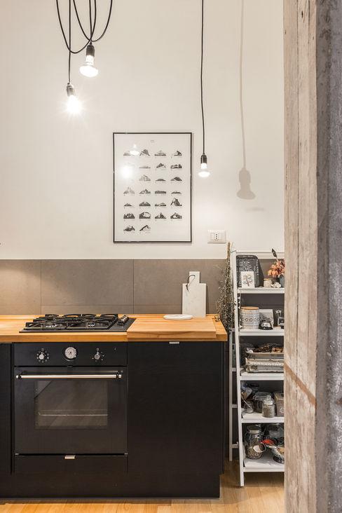 Casa M&C Angelo Talia Cucina moderna