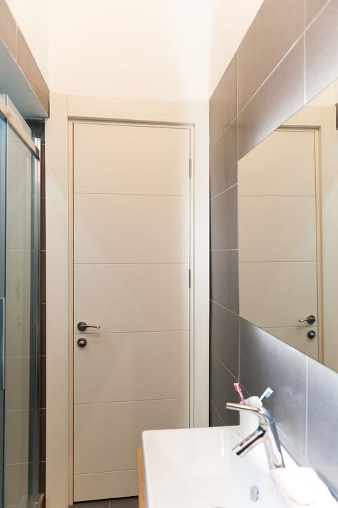 Cihangir Ev Renovasyonu Este Mimarlık Tasarım Uygulama Modern Banyo