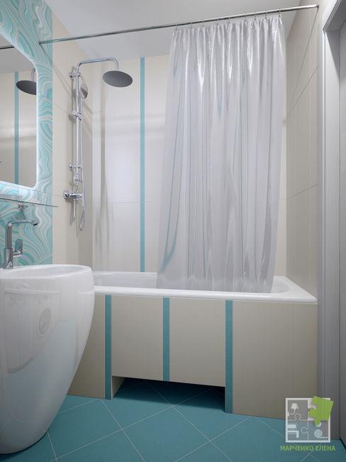 Елена Марченко (Киев) Salle de bain originale