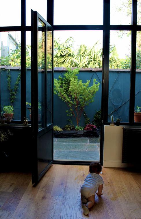 Tableau extérieur Constans Paysage Jardin asiatique