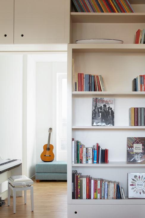 disegnoinopera Pasillos, vestíbulos y escaleras de estilo moderno