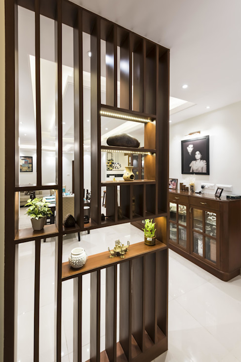 Nandita Manwani Modern walls & floors