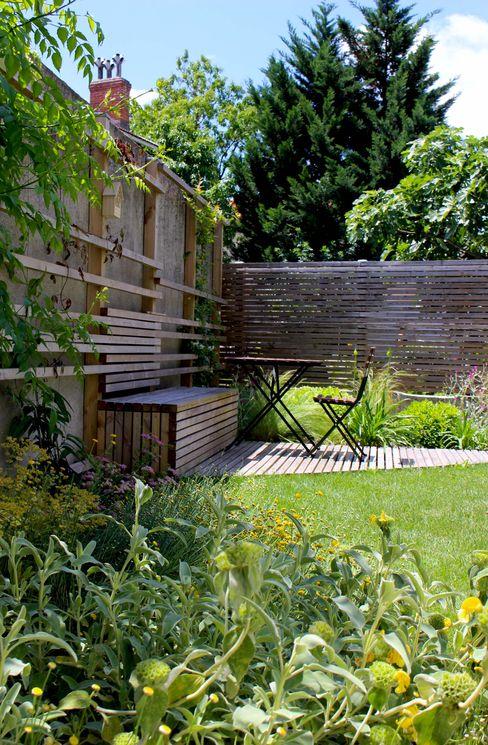 terrasse cocooning Constans Paysage Jardin moderne