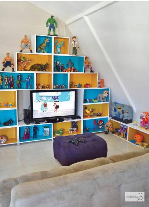 Studio Prima Arq & Design Modern Kid's Room