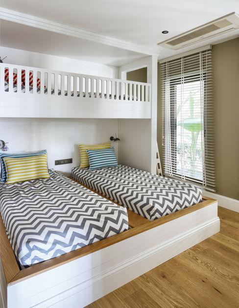 Esra Kazmirci Mimarlik Dormitorios infantiles Blanco